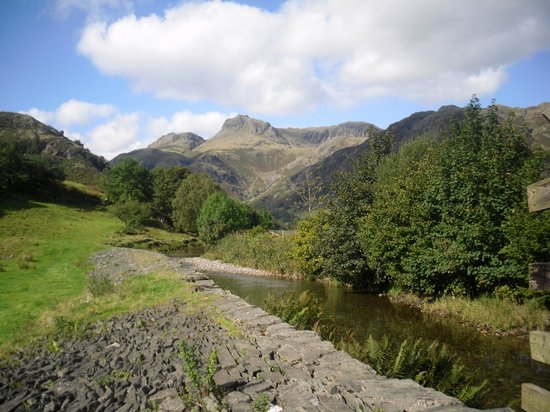 Greenhowe Luxury Lodges & Caravans: The Great Langdale Valley