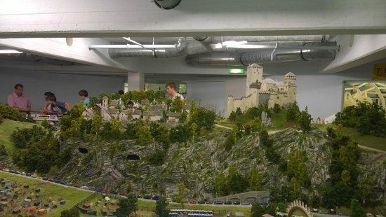 Miniatur Wunderland: inside