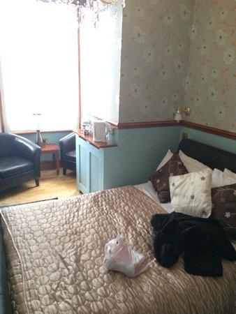 The Cresta Hotel : Room Number 4