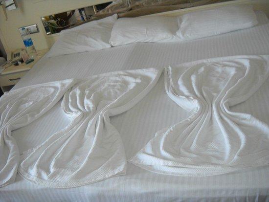 Sunrise Resort Hotel: номер