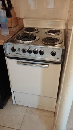 Traveler Motel: The disgusting stove