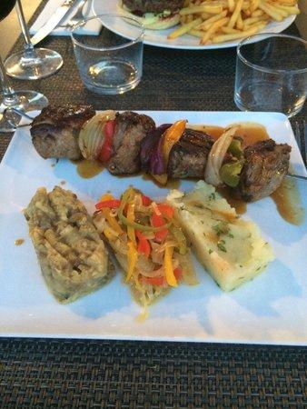 Restaurant Délicatessen : Gigot d'agneau