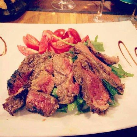 Inn Bufalito Taverna Mediterranea: Amazing steak