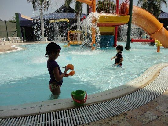 Zuana Beach Resort: Divertidisimo para los pequeños