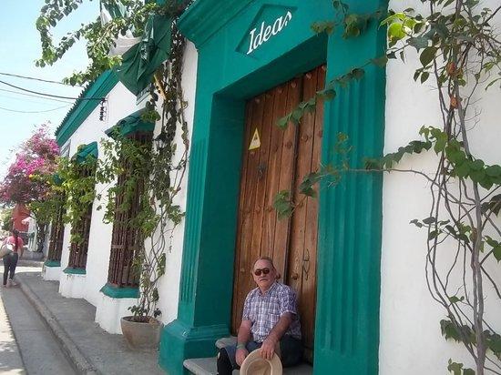 Decameron Cartagena: Zona vieja
