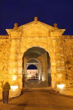 Pestana Cidadela Cascais: Entrance to Pousada
