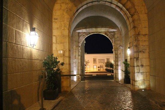 Pestana Cidadela Cascais: Entrance