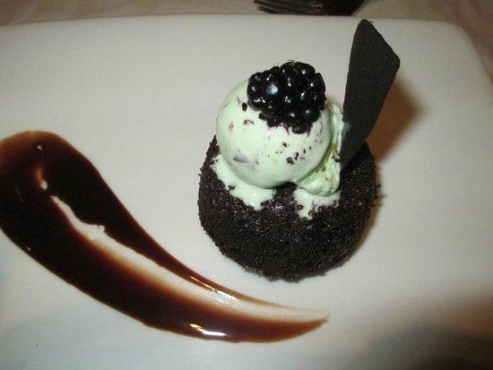 Omaggio: decadent desserts