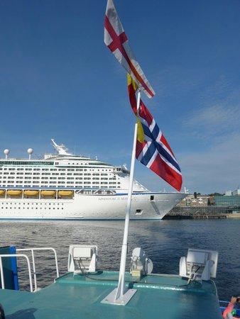 Lysefjord: Sail Away!