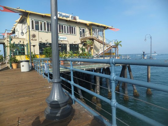 Santa Monica Beach: Santa Monica Pier