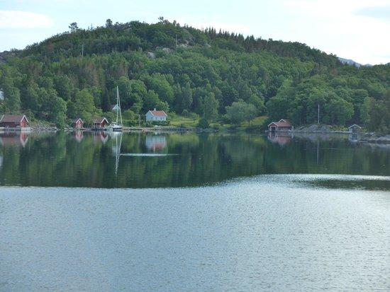 Lysefjord: Fjord Summer Retreat.