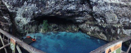 Scape Park at Cap Cana : Hoyo Azul at Scape Park Cap Cana