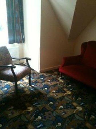 Atholl Palace Hotel: Vile