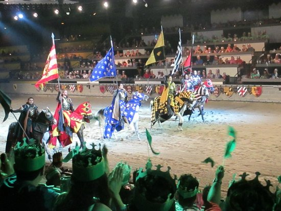 Medieval Times: The Knights
