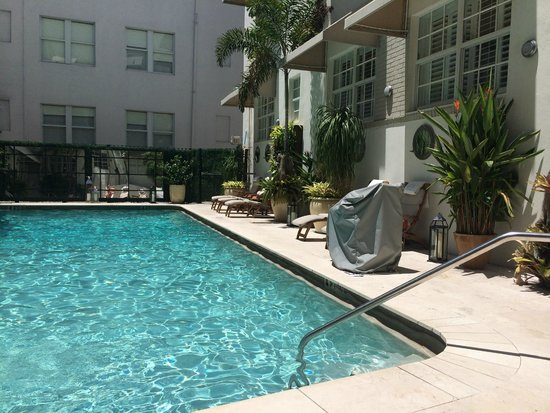 The Betsy - South Beach : The Pool