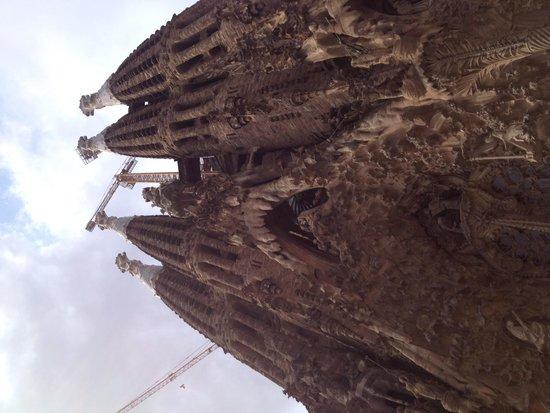 EuroPark Hotel : Sagrada Familia
