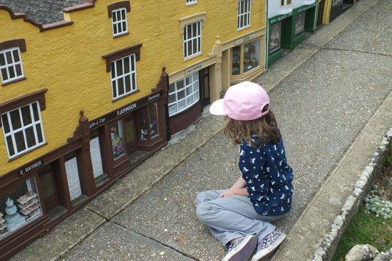 Godshill Model Village : Lovely detail