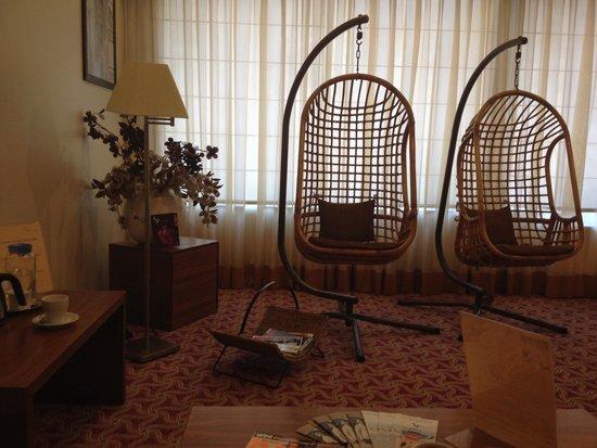 Hotel Jurmala Spa: Место отдыха в Спа центре