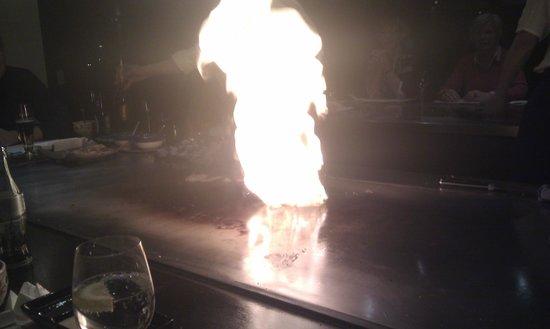 Theatre of Kobe - fire...