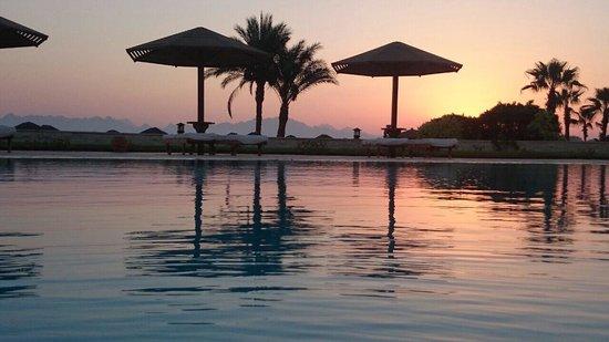 Sheraton Soma Bay Resort: Sweet sunset