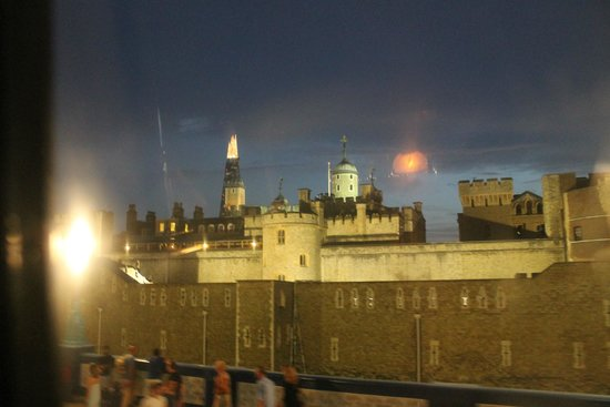 The Ghost Bus Tours - London: Sights