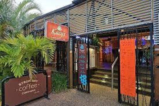 Kacy's Restaurant: Entrance