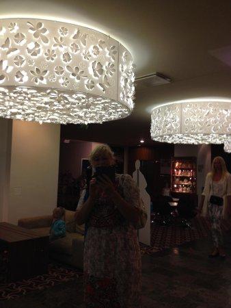 Hotel Jurmala Spa: Лобби отеля