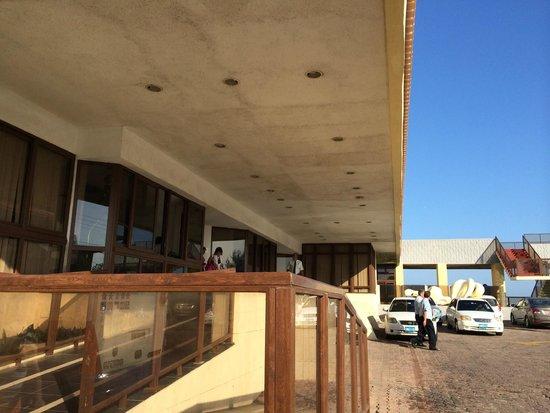 Be Live Havana City Copacabana: Vista Lateral del Hotel