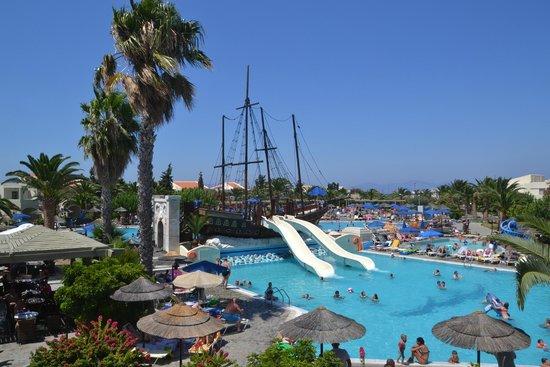 Kipriotis Village Resort: ośrodek