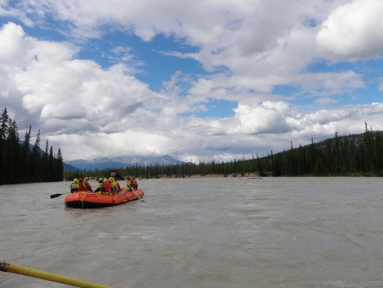 Jasper Raft Tours: Lovely float trip
