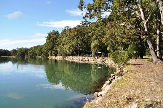 Camden Haven, Australia: Henry Kendall Reserve