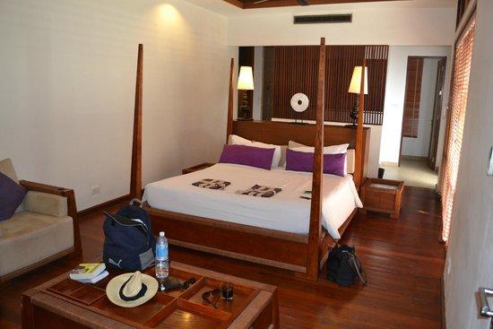 The Sarann : Suite Bedroom