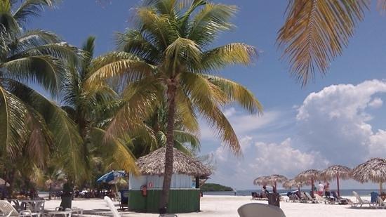Blau Varadero Hotel Cuba: boy was it hot