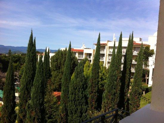 Ixtapan de la Sal Marriott Hotel, Spa & Convention Center : vista desde mi habitación.