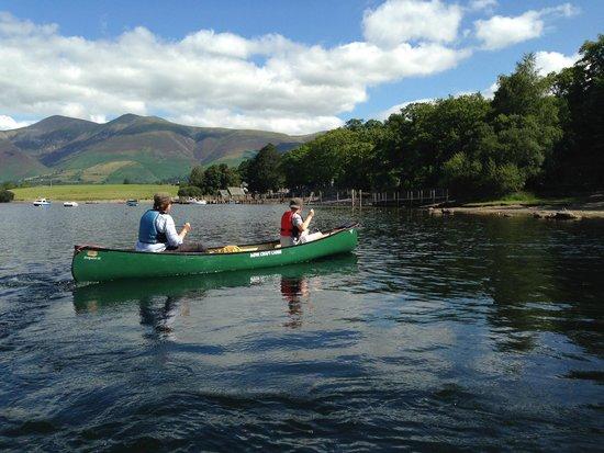 Keswick Canoe and Bushcraft