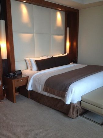 JW Marriott Marquis Hotel Dubai: lit