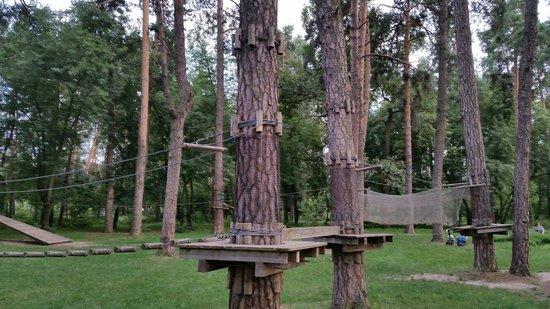 Seiklar Rope Park