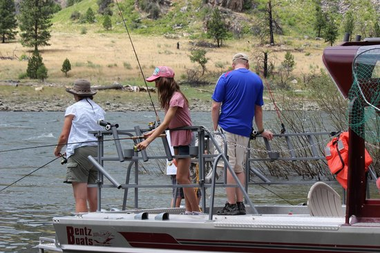 Mackay Bar Outfitters & Guest Ranch: Lots of great fishing