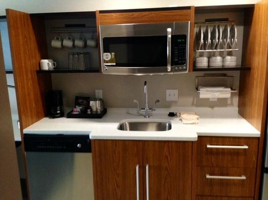 Home2 Suites by Hilton - Austin/Cedar Park: Kitchenette