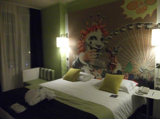 Mercure Nice Centre Grimaldi: Room