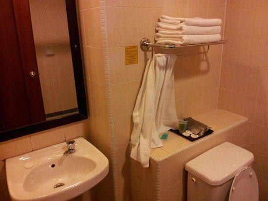 Aseania Resort & Spa Langkawi Island: Porte-serviettes