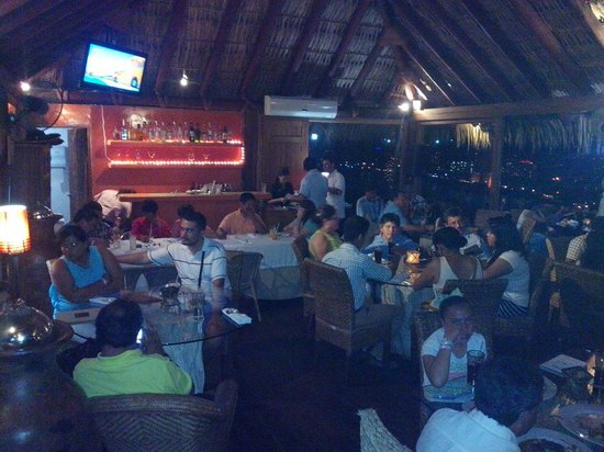 Pacifica Resort Ixtapa : Restaurante La Pampa