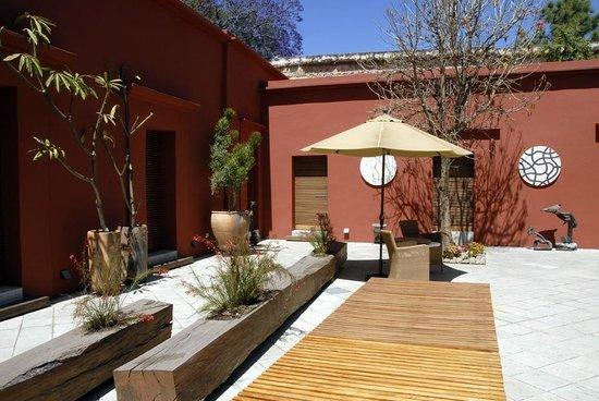 Hotel La Casona de Tita: Tranquilidad por doquier...