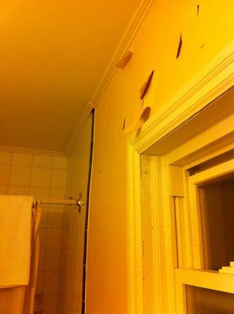 A-1 Motel: Même la peinture voulait se sauver!