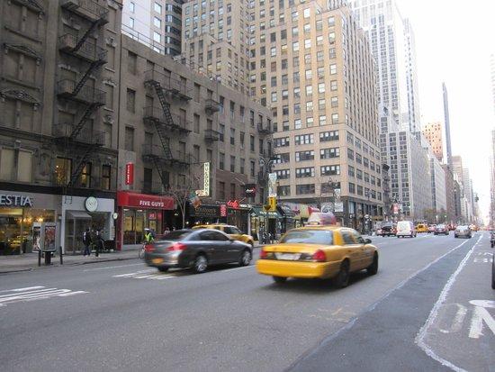 Manhattan Walking Tour: Vistas de la ciudad