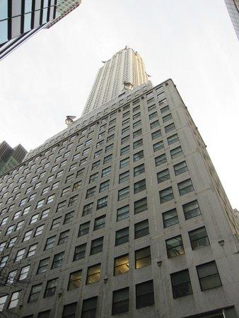 Manhattan Walking Tour: Rascacielos