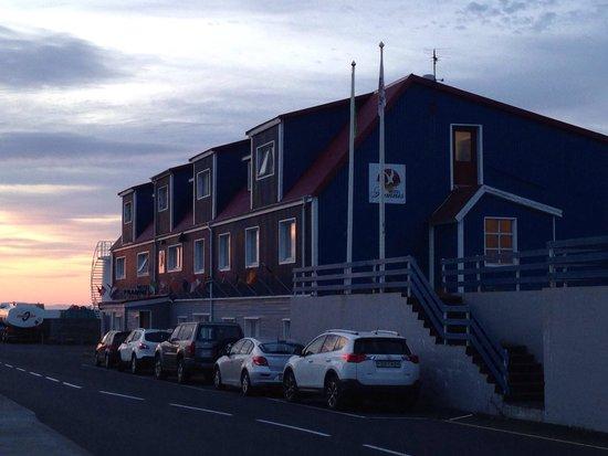 Hotel Framnes: Das Hotel