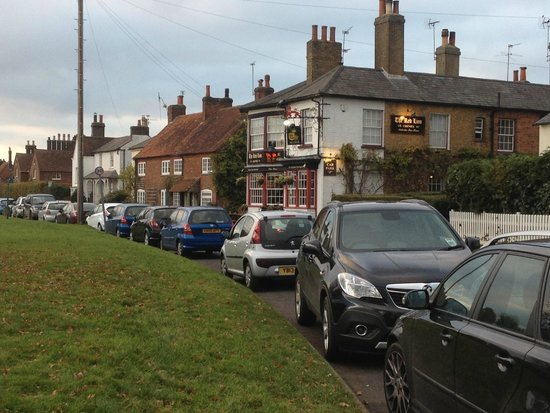 Bedford Arms Hotel: The village of Chenies