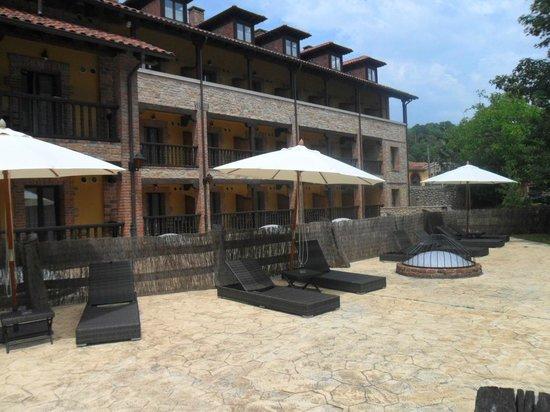 Hotel Maria Manuela: Solarium