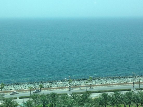 Atlantis, The Palm: Amazing views